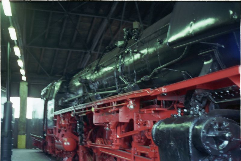 Verschiedene Eisenbahn Bilder Eisenb31