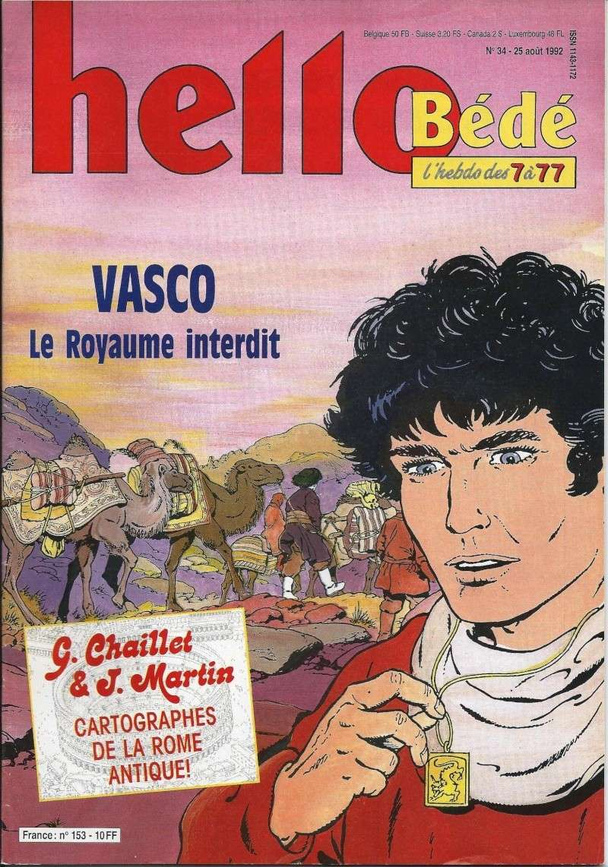 Interview, fanzines et articles divers sur Jacques Martin - Page 4 Hb111