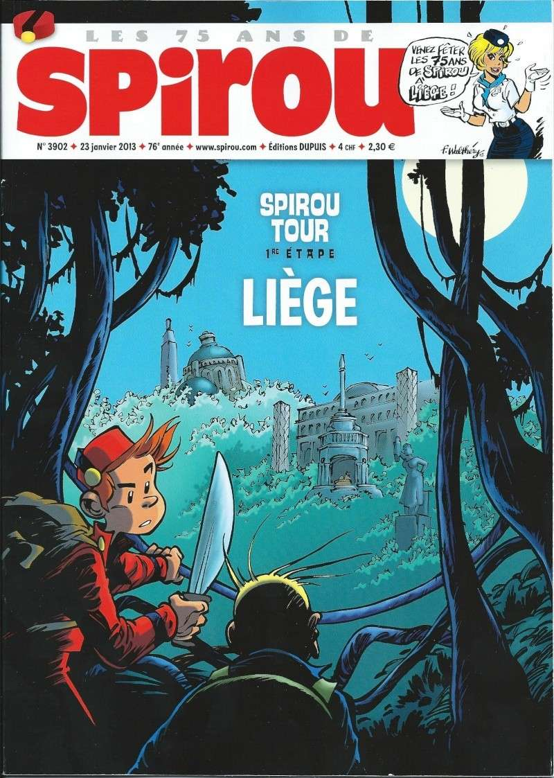 Spirou ... le journal - Page 2 Spt10
