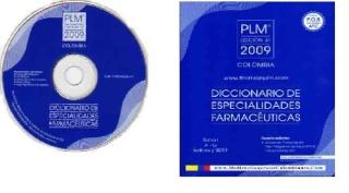 diccionario de especialidades farmaceuticas plm 2009