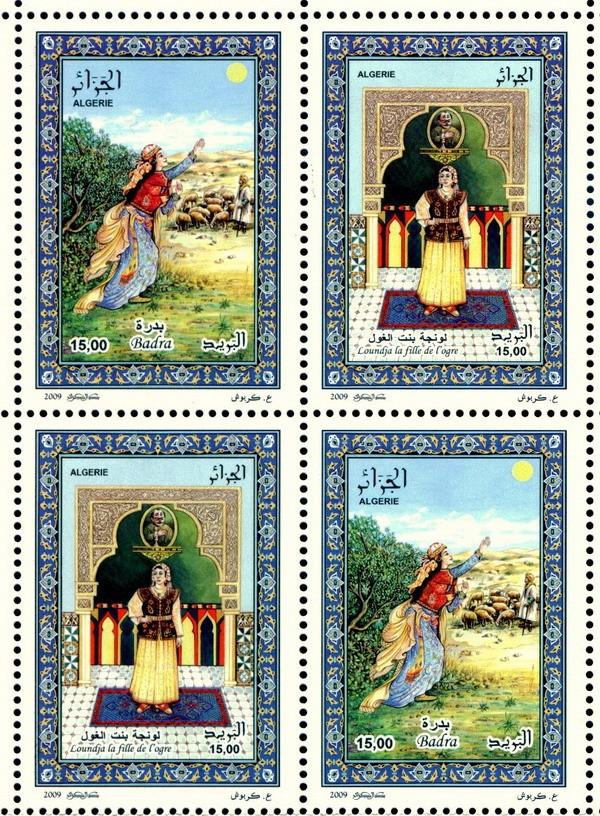 Emission N° 20/2009 Contes populaires d'Algérie Image110