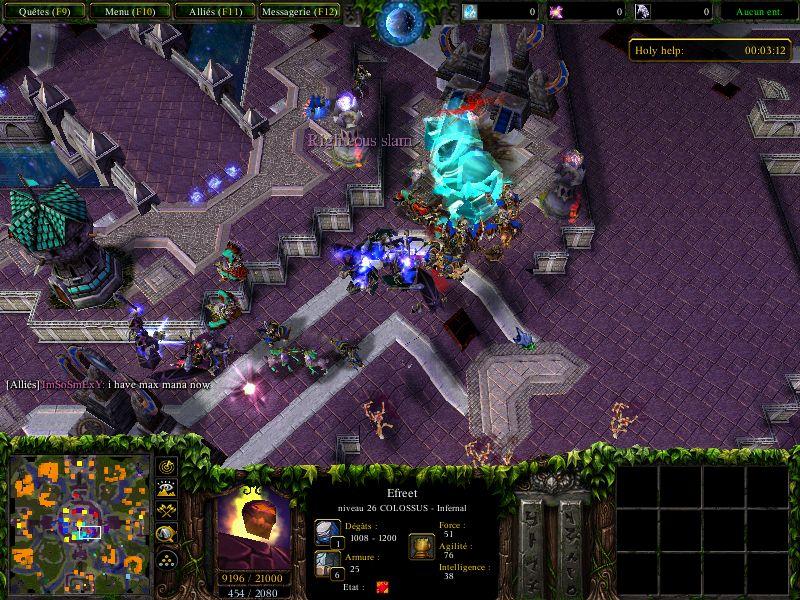 Chaos Colossus screenshots (1) Crysta10