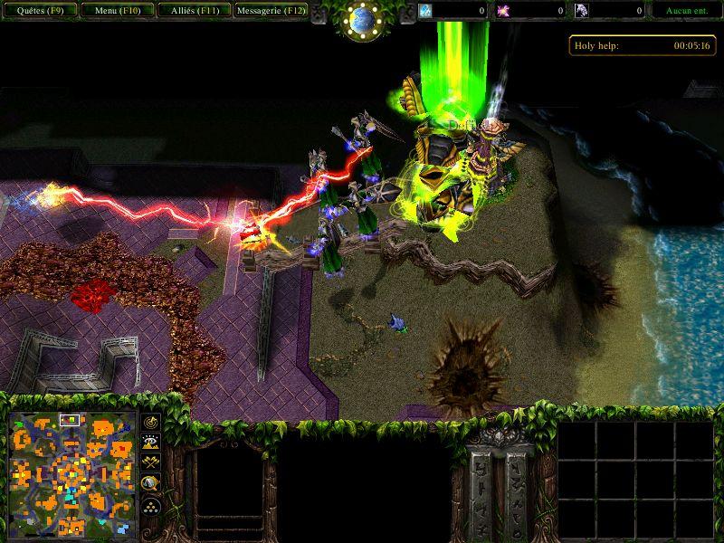 Chaos Colossus screenshots (1) Defend10