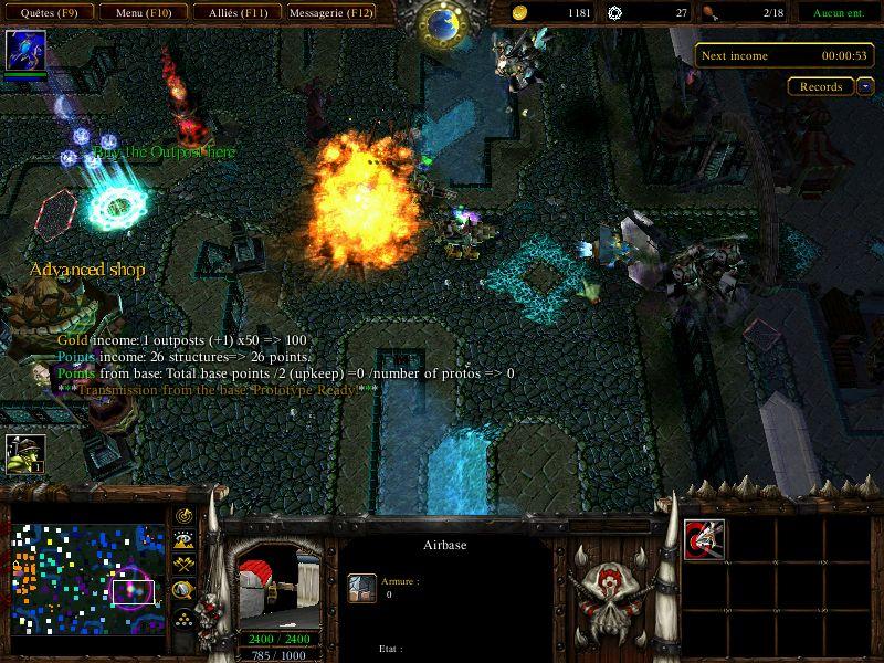 Goblin Dominions screenshots Explos10