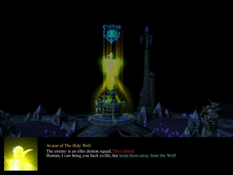 Chaos Colossus screenshots (1) Intro_10