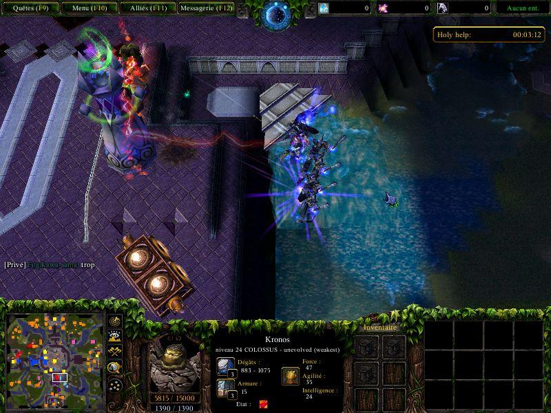Chaos Colossus screenshots (1) Spectr10