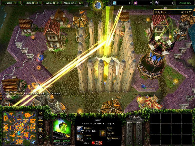 Chaos Colossus screenshots (1) Wall_o11