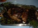 rôti d'agneau aux champignons, 00510