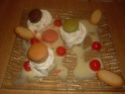 dessert composés garnis 00810