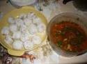 Boulettes de Viande à la sauce tomate Boulet10