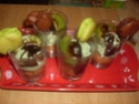 Verrines Spéculoos Macaron et Glace Cuisse11