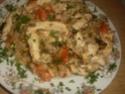 Crozets aux poulets. Pate_d12