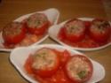 tomates farcies,oeufs,jambon. Tomate11
