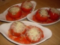 tomates farcies,oeufs,jambon. Tomate12