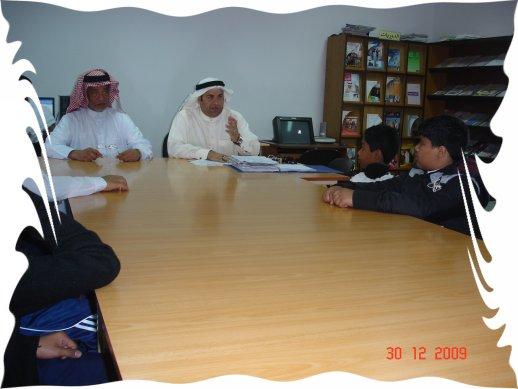 مجلس الطلبة للعام الدراسي 2009-2010 Dsc01210
