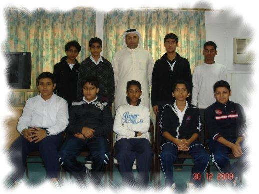 مجلس الطلبة للعام الدراسي 2009-2010 Dsc01222