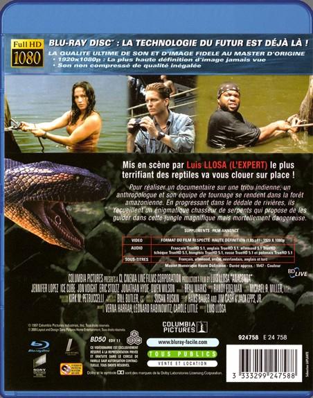 {Blu-Ray} Anaconda Anacon10