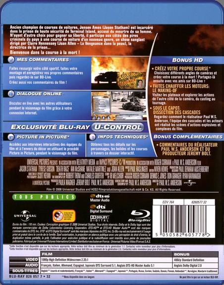 "{Blu-Ray} Death Race ""Course A La Mort"" Death_10"