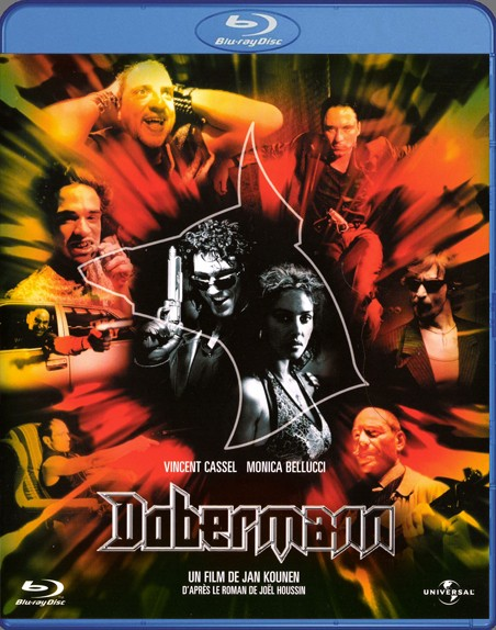 {Blu-Ray} Dobermann Doberm10