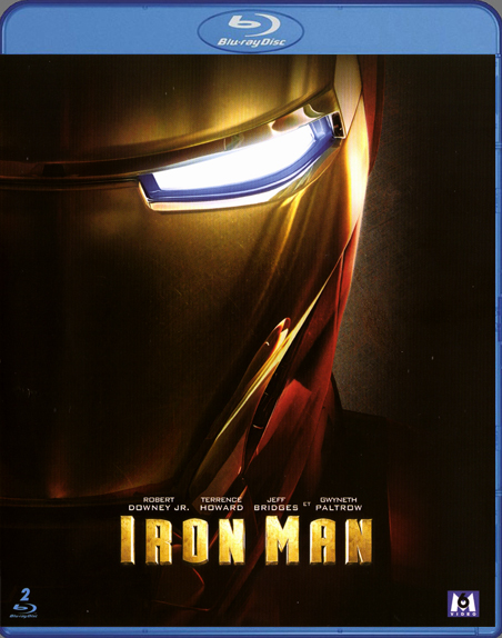 {Blu-Ray} Iron Man Iron_m36
