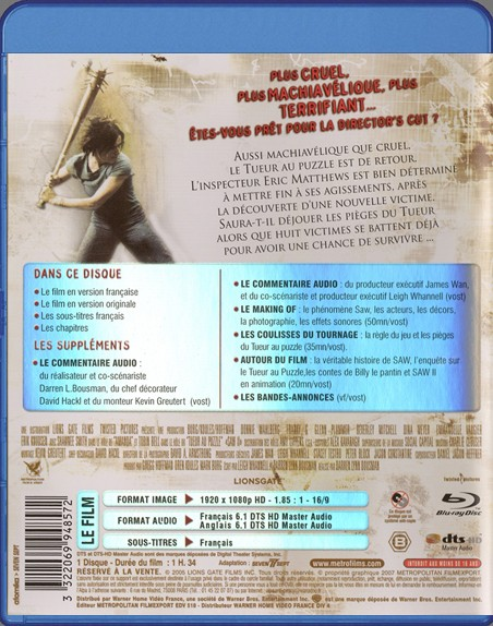{Blu-Ray} Saw II Saw_ii12