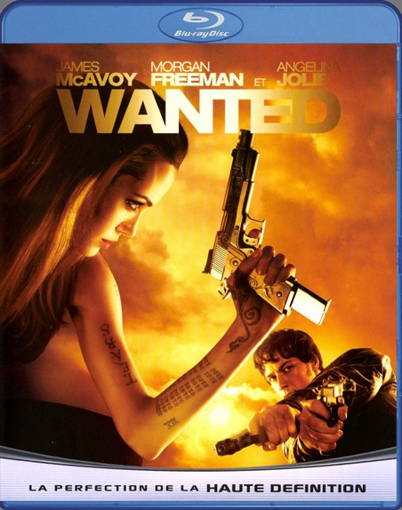{Blu-Ray} Wanted Wanted30
