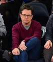 Michael j fox asiste a Los detriois Pistons vs New York Knicks 58067110