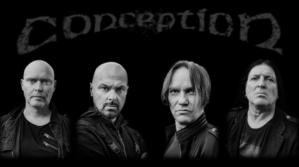 CONCEPTION (Progressive Metal) State Of Deception, sorti le 3 Avril 2020  -dnpas10