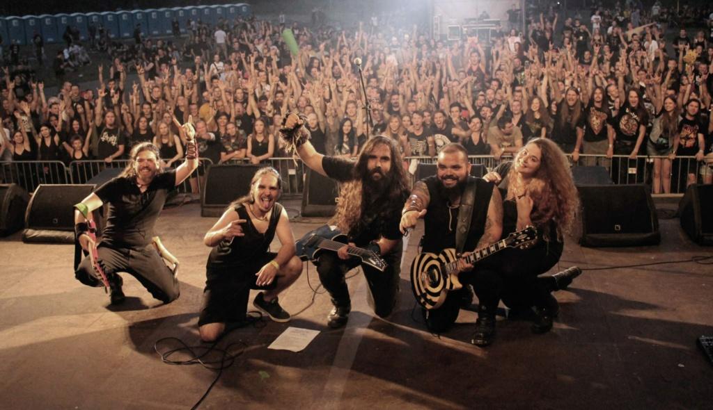 STEIGNYR (Epic/Celtic Death Metal)The Legacy Of Wyrd, en Juillet prochain  -gwrn310