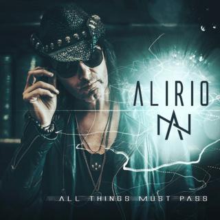 ALIRIO - projet d'Alírio Netto, chanteur de KHALLICE All Things Must Pass, le 6 Août  2021 03uggm10