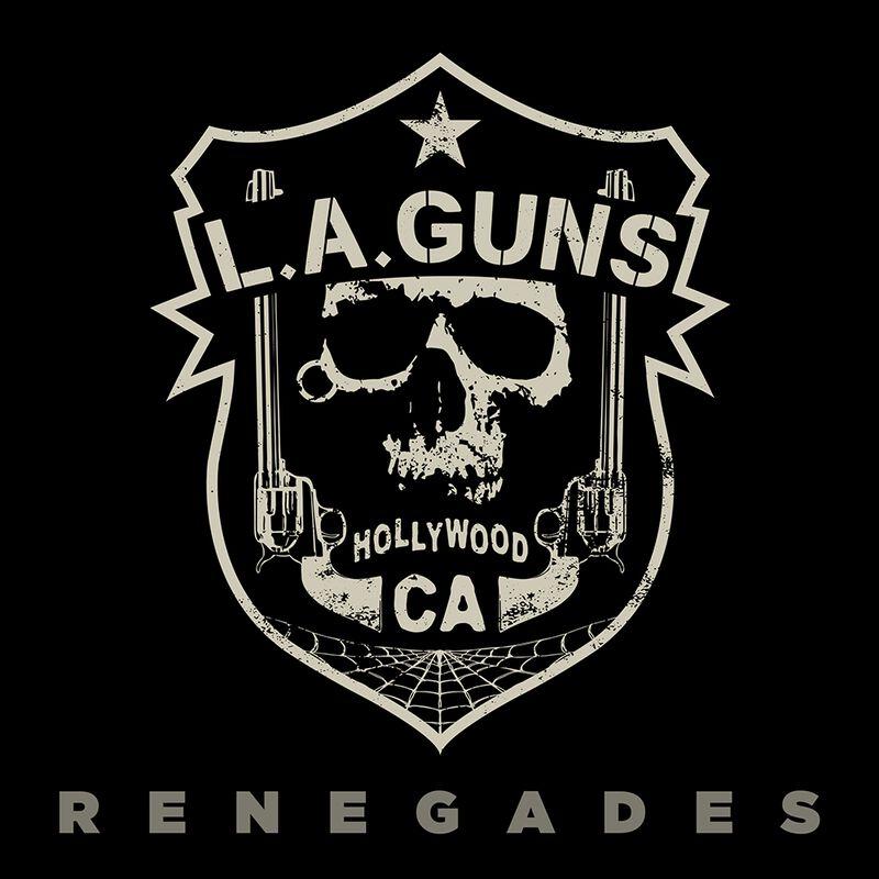 """L.A. GUNS """"Renegades"""" le 13 novembre 2020  11110"""