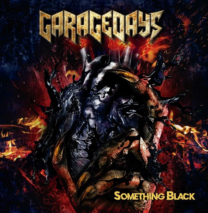"GARAGEDAYS (Heavy Metal)New Single 'Back In Line"" le 13 novembre 2020 12010"