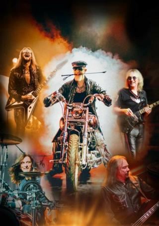 Judas Priest 50 Heavy Metal Years Tour 2021 19759911