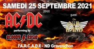 BLOODY ROSIE en concert le 25 Septembre 2021 .... 1ov30u10