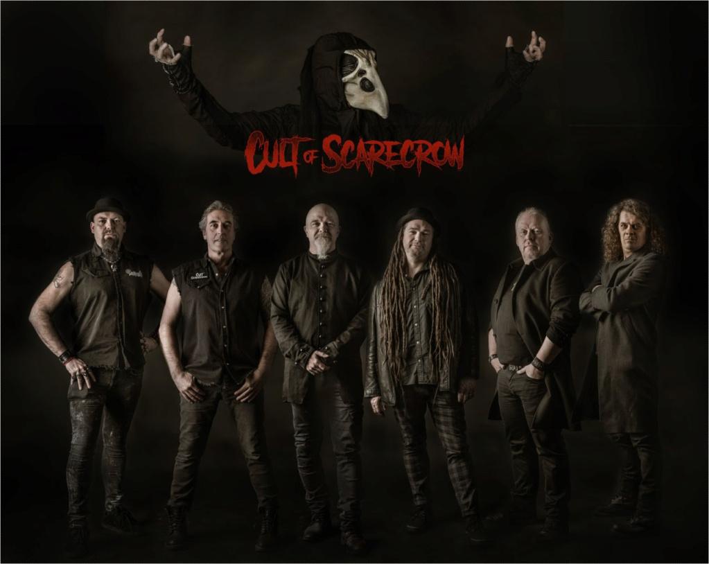 CULT OF SCARECROW (Heavy Metal) Tales Of The Sacrosanct Man, le 10 Septembre 2021 2cba9a10