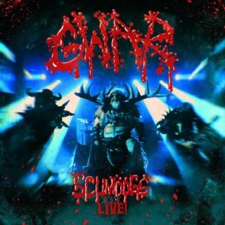 GWAR Blu-ray live, intitulé Scumdogs XXX Live!, le 10 Septembre 2021  2wr0wp10