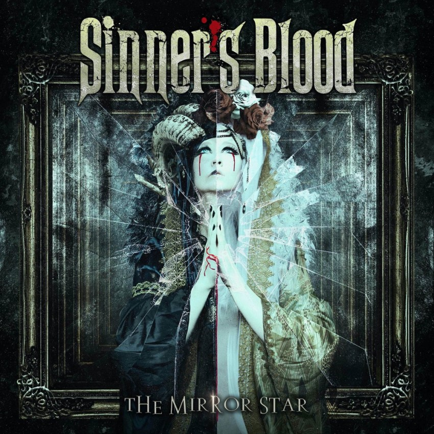 "SINNER'S BLOOD ""The Mirror Star""le 9 octobre 2020. 55510"