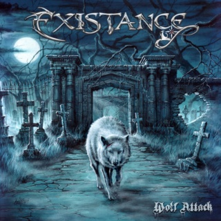 EXISTANCE (Heavy Metal)  Wolf Attack, le 29 Octobre 2021  6kaqg610