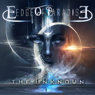EDGE OF PARADISE The Unknown (2021) Hard-Rock U.S.A 7rvfop12