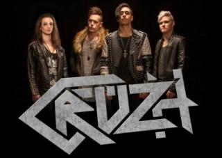 CRUZH (Melodic Hard Rock) Tropical Thunder,  le 6 Août 2021  7ub-c612