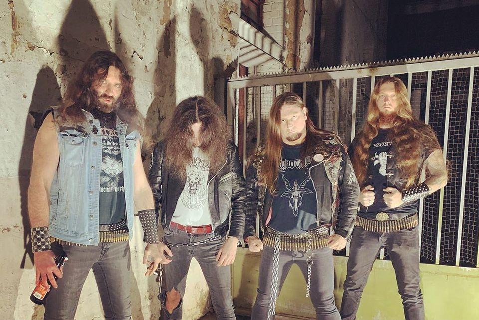 NOCTURNAL Serpent Death (2021) Thrash Metal (Esprit Destruction) Allemagne 80qwta10