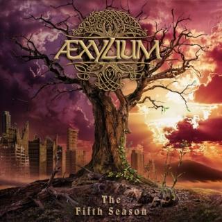 AEXYLIUM (Symphonic Folk Metal) The Fifth Season, le 29 Octobre 2021 81mb3j10