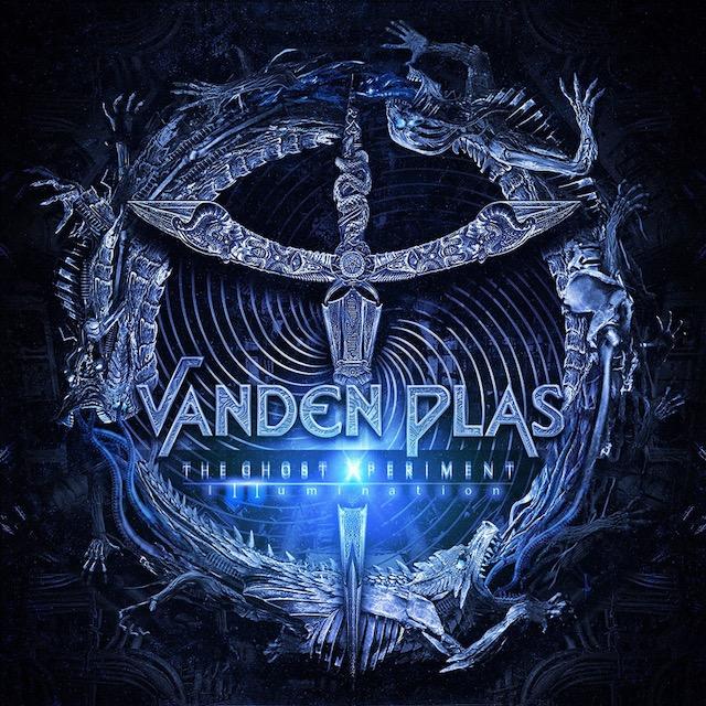 """VANDEN PLAS """"The Ghost Xperiment - Illumination"""" le 4 décembre 2020 88810"""