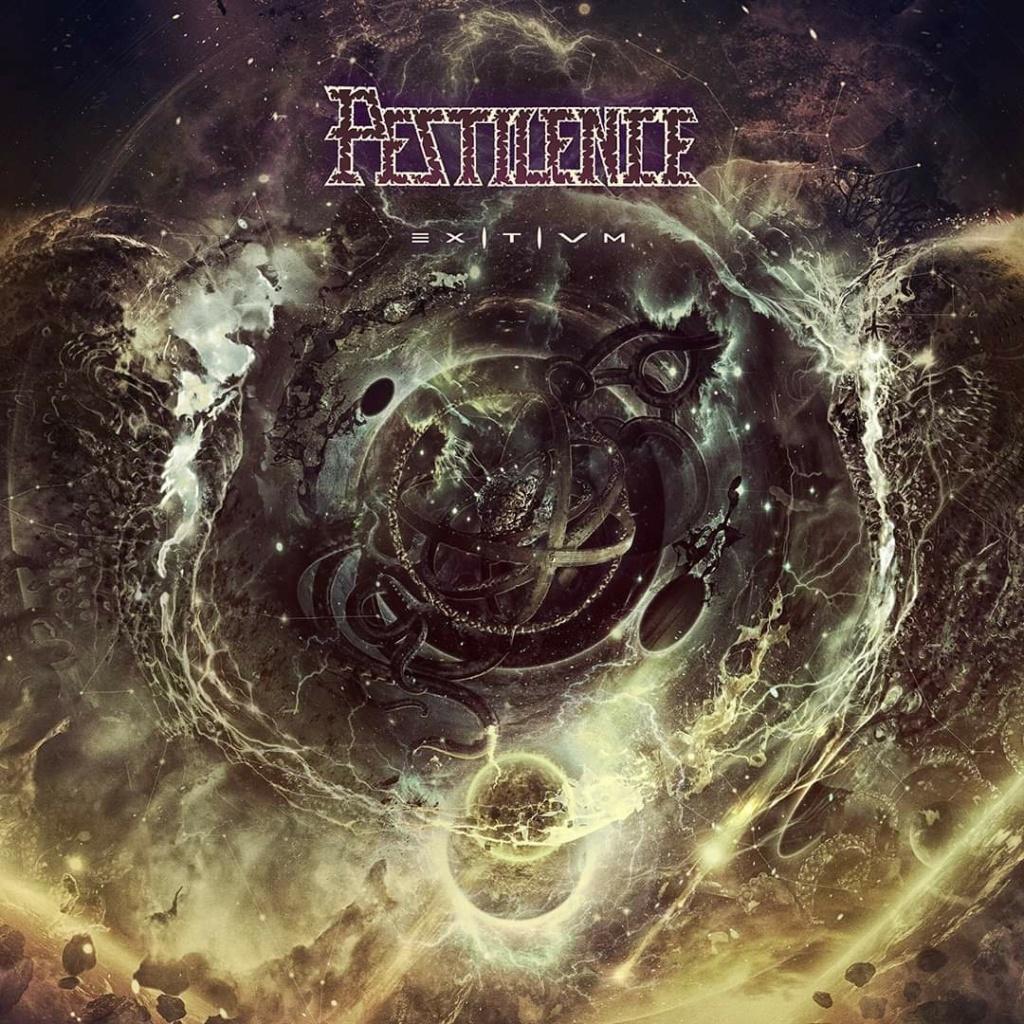 PESTILENCE (Death Metal) Exitivm, à paraître le 25 Juin 2021 9q4rvz10
