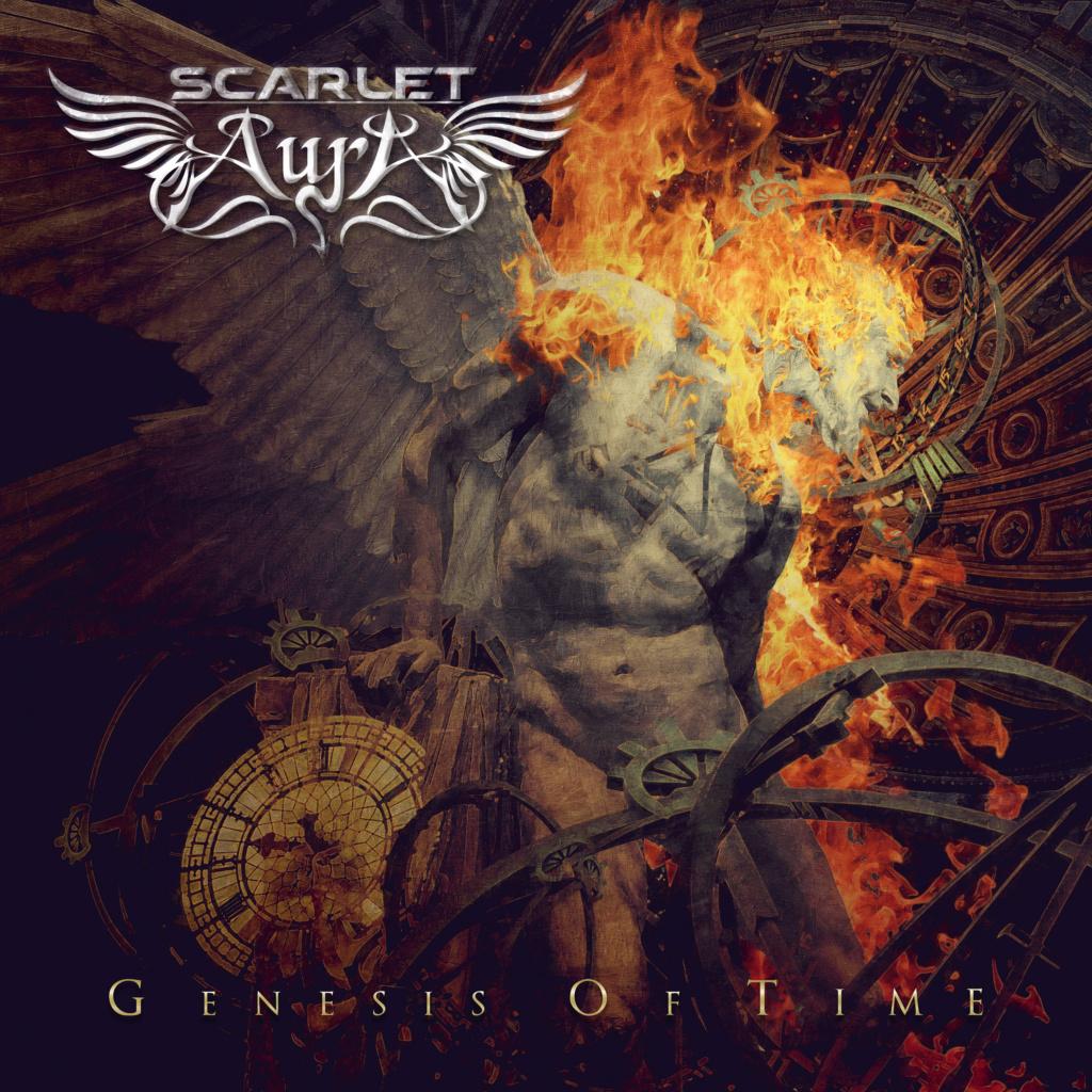SCARLET AURA (Heavy/Power Metal)Genesis Of Time, le 10 Septembre 2021  Aa18