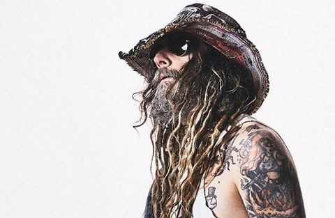 """ROB ZOMBIE """"The Lunar Injection Kool Aid Eclipse Conspiracy """"  le 12 Mars 2021 Aaa113"""
