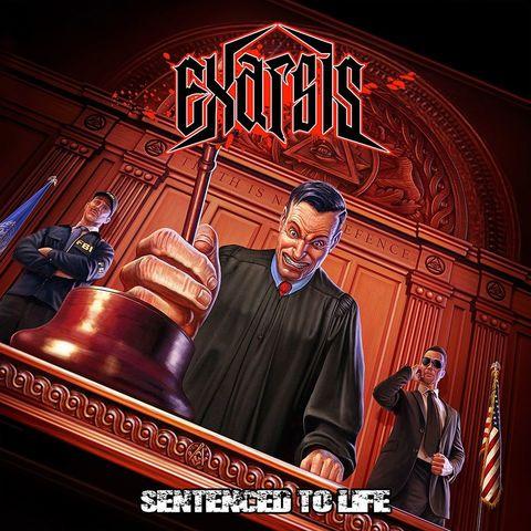 "EXARSIS "" Sentenced To Life "" 27 Novembre 2020 Aaa127"