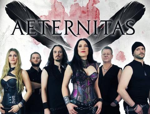 "AETERNITAS "" Haunted Minds "" le 20 Novembre 2020 Aaa133"