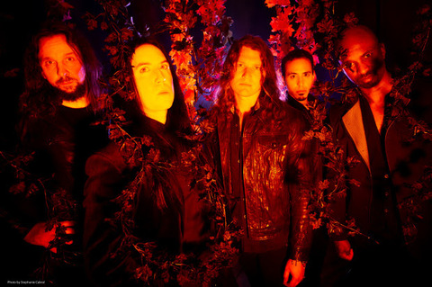 "WITHERFALL(Dark Progressive Metal) ""  Curse Of Autumn "" Pour Mars  Aaa174"