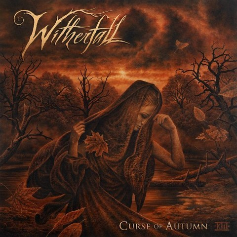 "WITHERFALL(Dark Progressive Metal) ""  Curse Of Autumn "" Pour Mars  Aaa175"